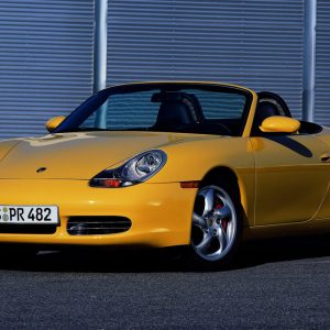 Boxster 986-987